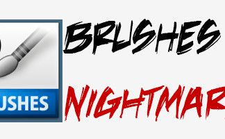 Photoshop Brushes Nightmare!