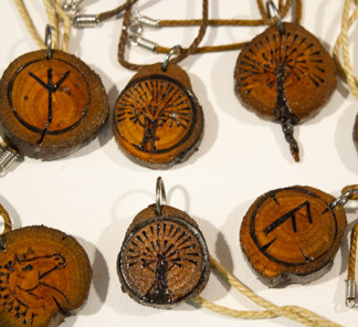 Magic Items Celtic Runes and Icons